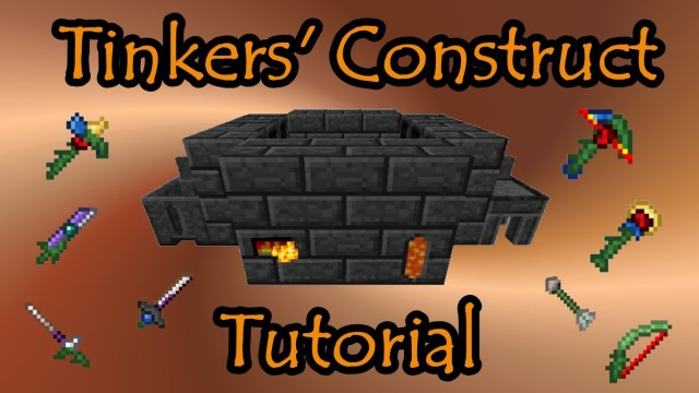 Tinkers' Construct Mod for Minecraft 1 13/1 12 2/1 11 2