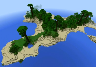[PE 0.12] Tropical jungle islands
