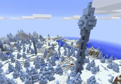 [PC 1.12] Beautiful Ice Spikes biome