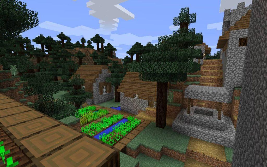 Village Blacksmith Npc Minecraft