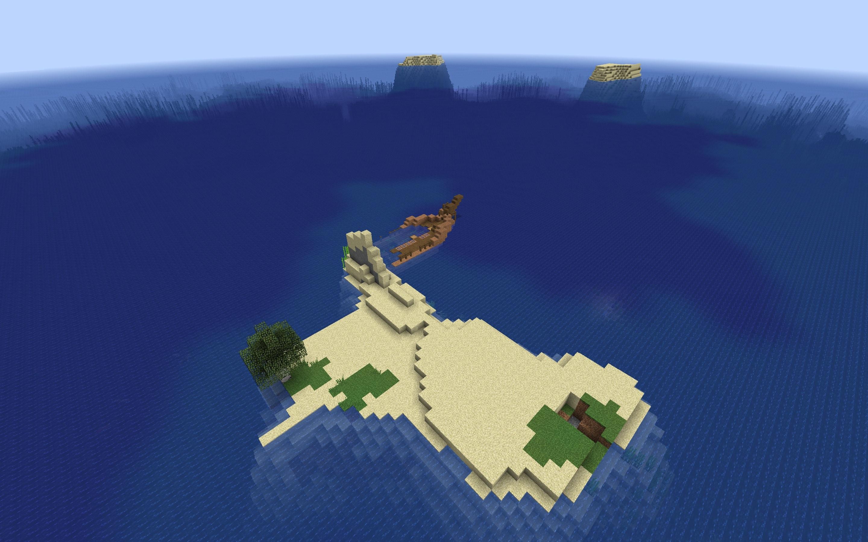 Shipwreck Survival Island