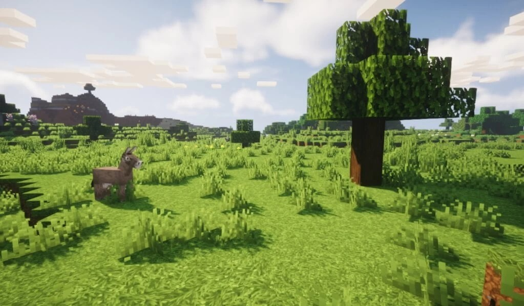 Chocapic13's Shaders 1.17