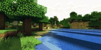 GLSL Shaders Mod for Minecraft 1.8