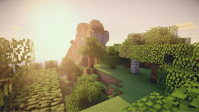 GLSL Shaders Mod for Minecraft 1
