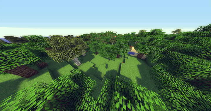 MrMeep_x3s shader mod for minecraft 1.8