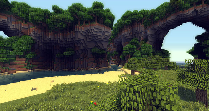 MrMeep_x3s shader mod for minecraft