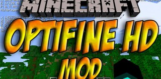 Optifine HD Mod for Minecraft 1.8.4/1.8/1.7.10