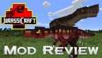 JurassiCraft Mod for Minecraft 1.12.2/1.10.2
