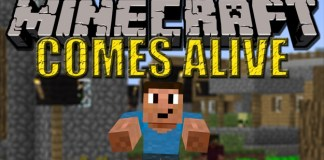 minecraft comes alive mod for minecraft1.7.10