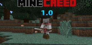 minecreed mod minecraft 1.8