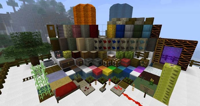 Runescape Resource Pack for Minecraft