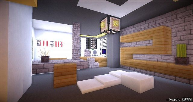 Memory's Modern Resource Pack adds into your Minecraft a new Modern textures perfect for the lovers of the Metrolopolis and modern lifestyle.