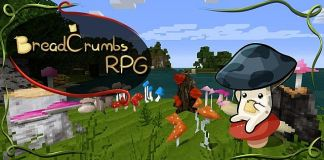 BreadCrumbs RPG Resource Pack for Minecraft 1.8.3
