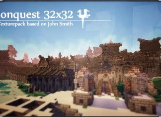 Conquest Resourec Pack for Minecraft