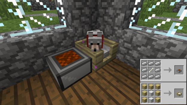 Doggy Talents Mod for Minecraft