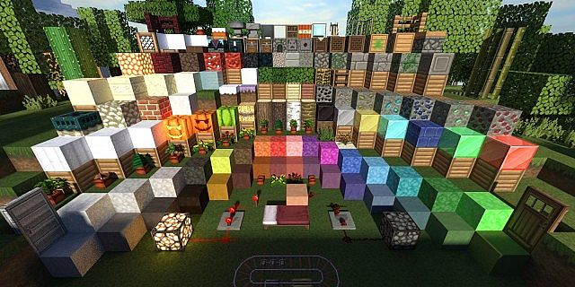 Equanimity Resource Pack 32x