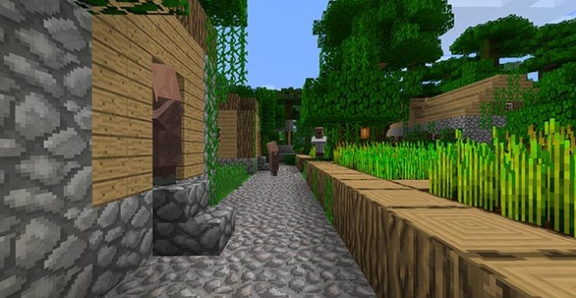 Faithful 32×32 Resource Pack