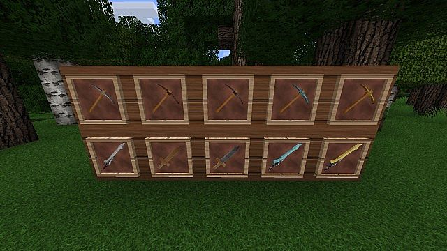 Full of Life Resource Pack for Minecraft 1.8.3