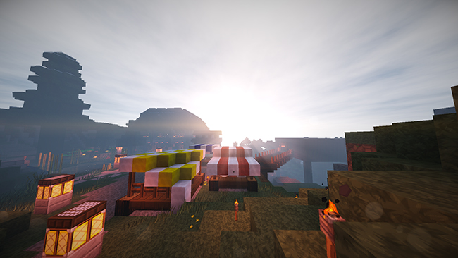 Kuda Shaders Mod for Minecraft 1.8.3