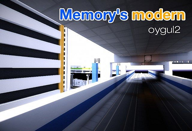 Memory's Modern Resource Pack for Minecraft
