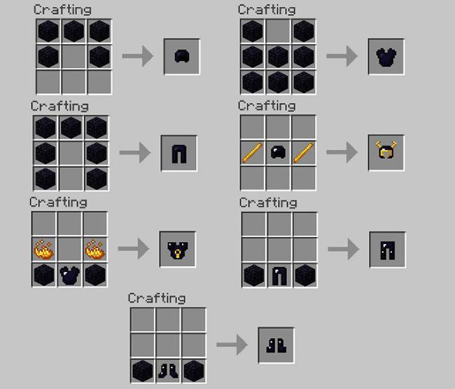 Obsidian Utilities Mod