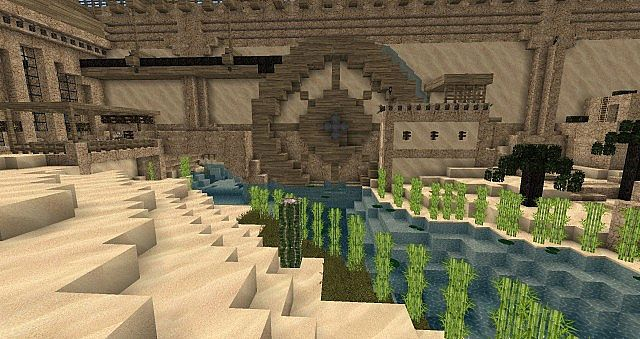 Ravand's Realistic Resource Pack is another great texture pack that will transform your Minecraft world into a real one. Everything will show up brighter and cleaner with a lot of details