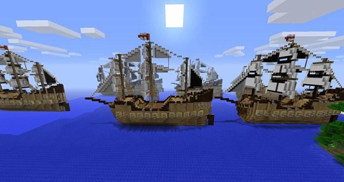 Shipwrecks Mod for Minecraft 2