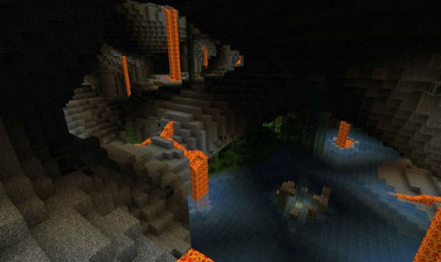 The Sunken Island Adventure Map