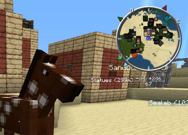 Zan's Minimap Mod for Minecraft