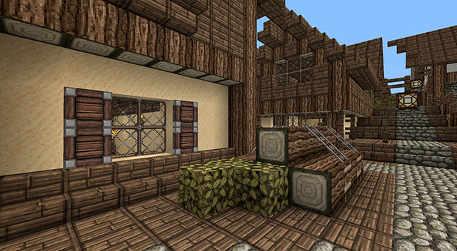John Smith Legacy Resource Pack 1.8.4