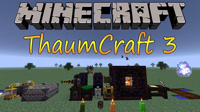 Thaumcraft Mod for Minecraft 1.7.10