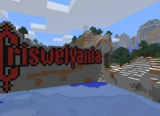 Criswelvania Custom Map for Minecraft