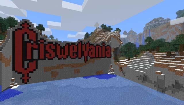 Criswelvania Custom Map for Minecraft
