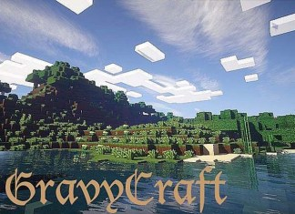 GravyCraft Resource Pack for Minecraft