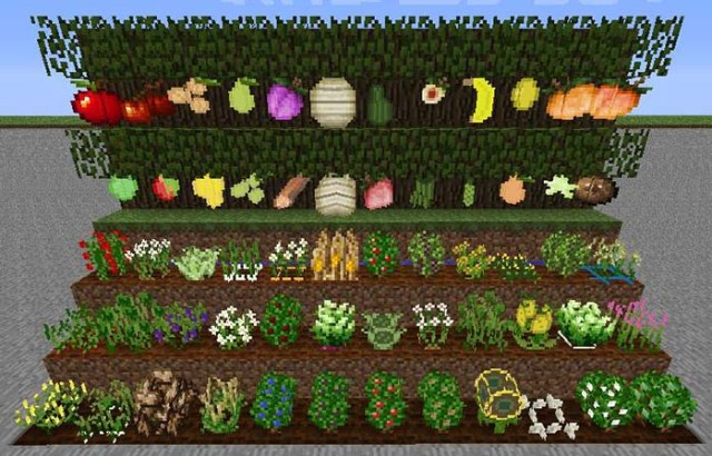 Pams Harvest Craft Mod    Download