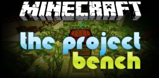 Project Bench Mod for Minecraft