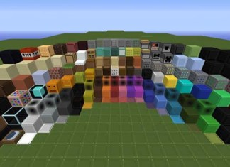 Super Textile Resource Pack for Minecraft