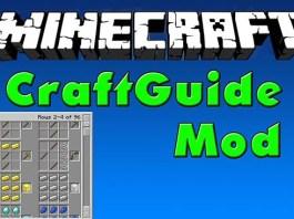 The-CraftGuide-Mod