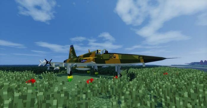 US Vietnam War Pack Mod for Minecraft