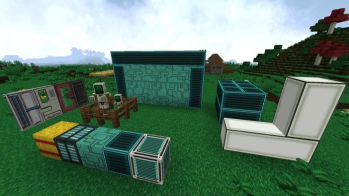 Aeon Extension Resource Pack for Minecraft
