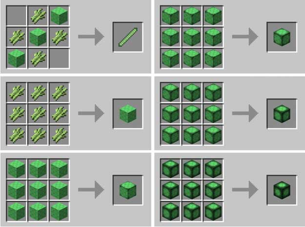 Better Sugar Cane Mod for Minecraft