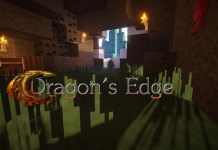 Dragons Edge Resource Pack for Minecraft
