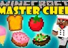 Master Chef Mod for Minecraft