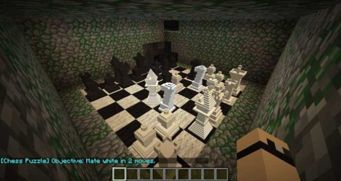MineChess Mod for Minecraft