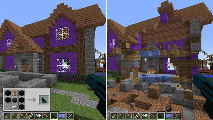 Quiverbow Mod for Minecraft