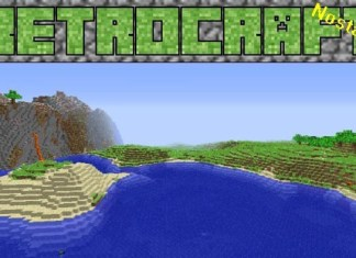 RetroCraft Resource Pack for Minecraft