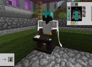 Traveller's Gear Mod for Minecraft