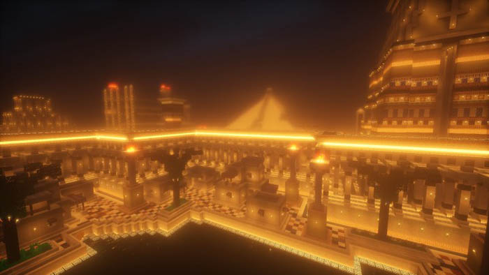 Ancient Egypt Resource Pack for Minecraft