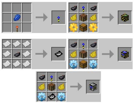 BuildCraft Mod for Minecraft