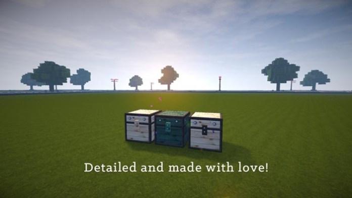 DEM Resource Pack for Minecraft